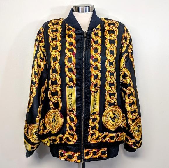 CHANEL Jackets & Blazers - Vintage Chanel Track Jacket